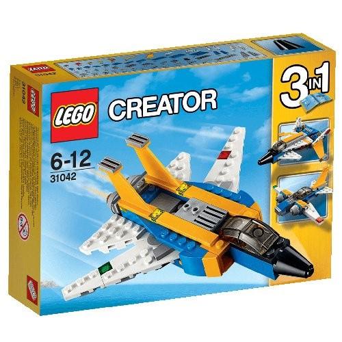 LEGO 31042 CREATOR STRAALJAGER