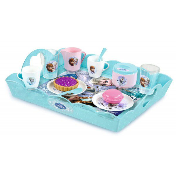 SMOBY FROZEN TEA TIME TRAY 7/310523