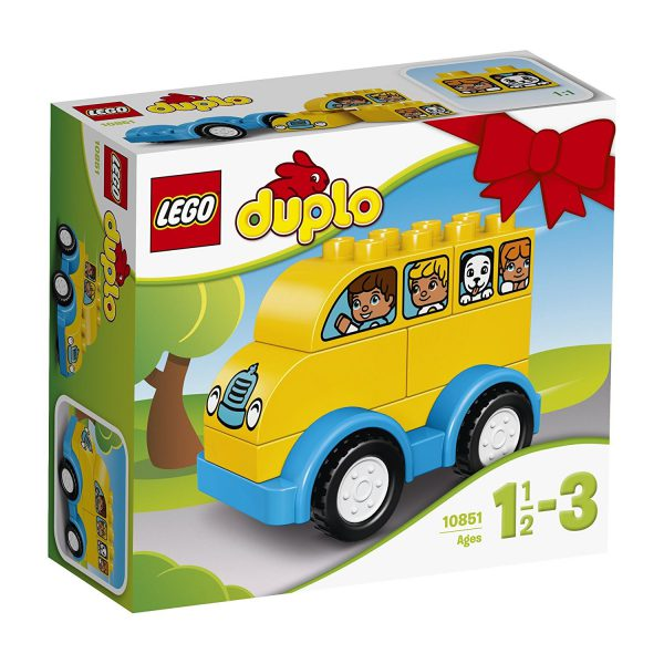 LEGO 10851 DUPLO MY FIRST MY FIRST BUS