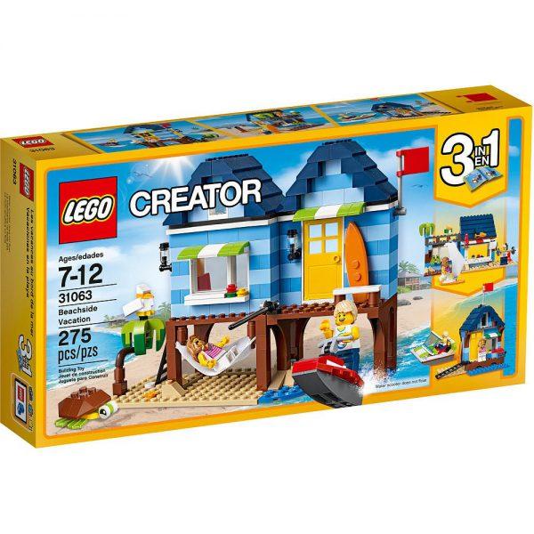 LEGO 31063 LEGO CREATOR BEACHSIDE VACATION