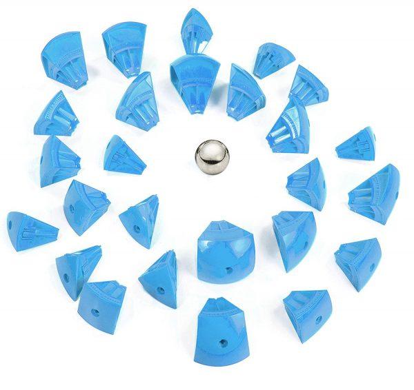 Geomag KOR Color Blue code 673