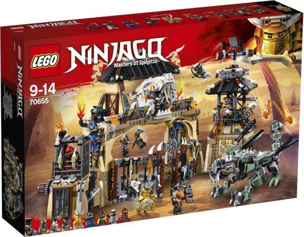 LEGO NINJAGO 70655 DRAGON PIT