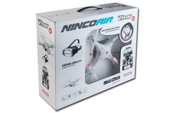 NINCO VISOR WIFI NH90126