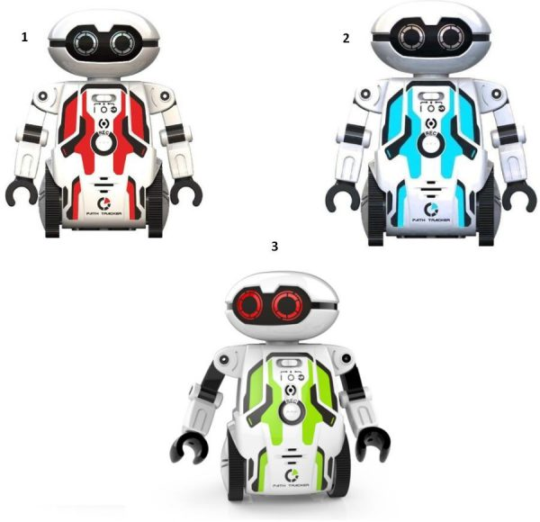 ΗΛΕΚΤΡΟΝΙΚΟ ROBOT MAZE BRAKER 7530-88044