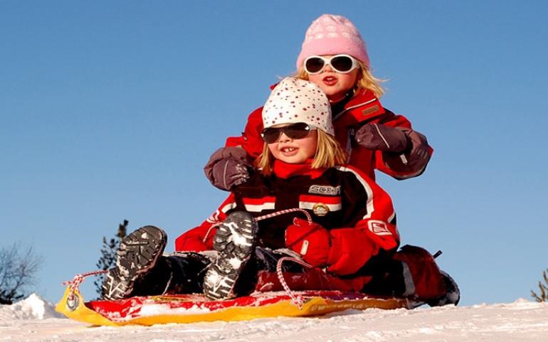 Τα παιδιά στα χιόνια, χρήσιμες συμβουλές